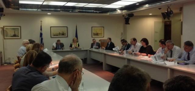 Περισσότερες από 60 εταιρείες στις δύο συσκέψεις ενημέρωσης εξωστρεφών Ελληνικών επιχειρήσεων για την αγορά της Κένυας που διοργάνωσε το Ελληνικό Υπουργείο Εξωτερικών (16-17/6/2014)